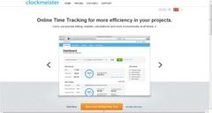Clockmeister time tracking