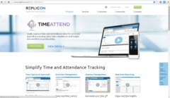 Replicon-TimeAttend